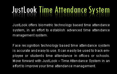 Biometric time attendance system gives easy management for attendance management system.
